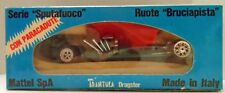 HotWheels Vintage Mattel Sputafuoco Mebetoy Mint boxed never removed