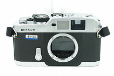 Voigtlander Bessa-R 35mm Film Rangefinder Camera(BODY ONLY)-SILVER free shipping