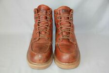 Men's Timberland Pro Safety Toe Barstow Wedge Sole 88559 Work Boots 13M (538)