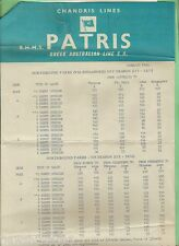#D76.  TWELVE   1960s TRAVEL BROCHURES  etc , GREECE JAPAN, EUROPE etc