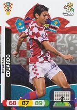 EDUARDO # HRVATSKA CROATIA CARD PANINI ADRENALYN EURO 2012