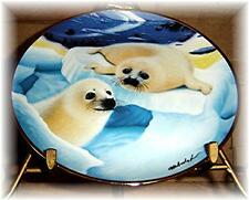 Kissing Counsins Wepplo The Franklin Mint Seal Plate