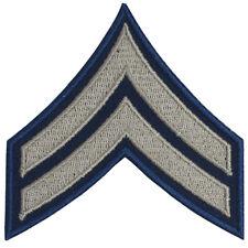 US American Corporal Arm Rank Badge WW2 Repro