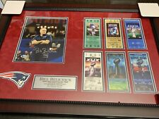 Bill Belichick Autographed Signed New England Patriots Framed 8x10 Photo Beckett