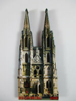 Regensburg Dom Holz Souvenir Magnet,Germany Deutschland,Neu