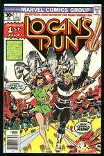LOGAN'S RUN #1 (1977) COMIC BOOK MOVIE ADAPTATION