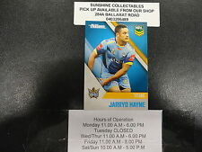 2017 NRL TRADERS BASE CARD NO.43 JARRYD HAYNE TITANS