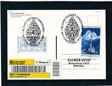 Christkindl-Reco-Karte 24.12.2009  (B35)