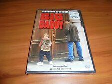 Big Daddy (DVD,Widescreen 1999)  Adam Sandler, Joey Lauren Adams NEW