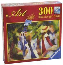 Ravensburger 14024 Ragazze sotto gli Alberi- Puzzle da 300 pezzi