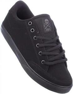 CIRCA LOPEZ 50 scarpe BLACK-BLACK-SYNTHETIC AI20