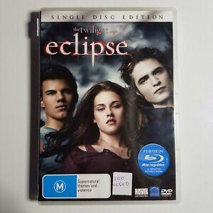 The Twilight Saga: Eclipse   DVD Movie   Fantasy/Romance   Robert Pattinson