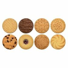 Set of 24 Card Beer Mat Style Biscuit Cookie Coasters By Gift Republic