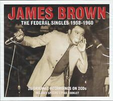 James Brown - Federal Singles 1958-1960 (2CD 2014) NEW/SEALED