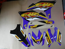 ONE INDUSTRIES FMF TEAM GRAPHICS YAMAHA YZ250F 2010 2011 2012 2013