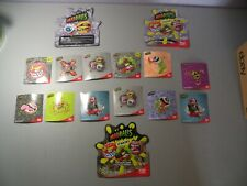 Sonic Madballs Wacky Pack Stickers 2019 COMPLETE SET!! Plus 1 Sealed Pack HTF