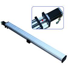 1000mm Linear Guide Slide Table Ball Screw Motion Rail 1.8NM Stepper Motor CNC
