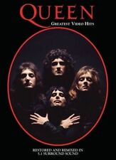 Greatest Video Hits, Vol. 1 [2012] by Queen (DVD, Aug-2012, 2 Discs, Eagle Rock)
