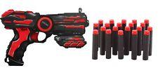 Kids foam Dart Gun Soft Dart Gun Toy ner Refill Bullets Soft Foam Pistol Shoot