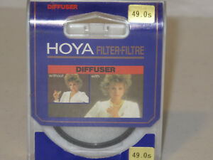 49mm Hoya Diffuser NEW         #49803n