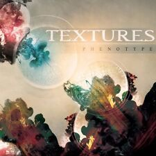 Textures - Phenotype CD 2016 progressive death Nuclear Blast press