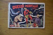 FUMETTO ALBO GIGANTE VICTORY N. 4 20 7 1947 con MISTERO COMPLETO LIRE 35