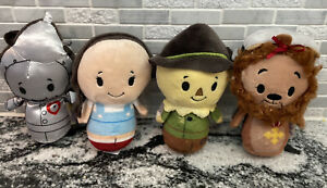 Hallmark itty bittys Wizard of Oz 4 Pack Special Edition Collectors double sided