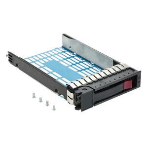 """3.5"""" HHD Caddy Tray For HP Proliant DL160 DL180 DL360 DL380 ML350 ML370 G5 G6"""