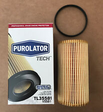 6 Pack Engine Oil Filter PUROLATOR TL35581