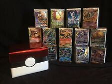MEGA MYSTERY CUBE 200+ POKEMON CARDS GUARATEED 3 EX/GX or MEGA! NO DUPLICATES!