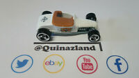 Hot Wheels Track-T Mystery car 2007 blanche 3SP (CL05)