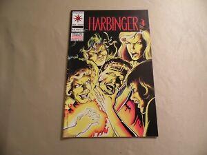 Harbinger #23 (Valiant 1993) Free Domestic Shipping