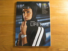 Omega Lifetime Magazine No.2 - 2008 Olympics Issue - VERY RARE COLLECTORS ITEM!!
