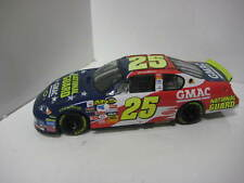 NASCAR #25 METAL 1/24 SCALE GMAC RACE CAR FOR LGB OR G SCALE LAYOUT!