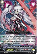CARDFIGHT VANGUARD CARD: ONE WHO BISECTS THE INTERSTELLAR GAP - G-CB06/031EN C