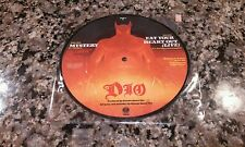 "Dio Mystery 7"" Picture Disc! Limited. Iron Maiden Black Sabbath Rainbow Kiss"