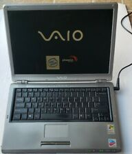 Sony VAIO PCG-6G4L 2GB RAM 60GB HDD WIFI BIOS TESTED