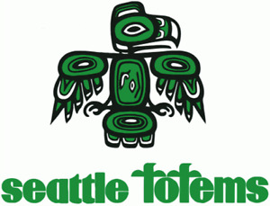 Seattle Totems Hockey WHL Logo Embroidered Mens Polo XS-6XL, LT-4XLT New