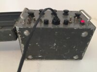 Vintage Military Signal Generator * Pulled From Working Environment* !