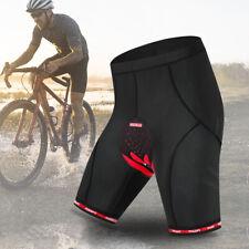 Мужские велосипедные шорты горного велосипеда, велосипеда, короткие брюки 5D гелевый мягкий шорты колготки