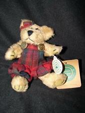 Retired Boyd's Teddy Bear - Becky ~ BECKY TEDDY BEAR with cute outfit