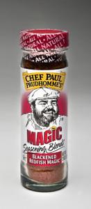 Chef Paul Prudhomme's Magic Seasoning Blends ~ Blackened Redfish Magic, 2-Ounce