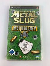 PSP Metal Slug Anthology (2007), German Version, Brand New & Factory Sealed