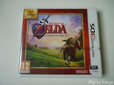 NINTENDO 3DS Zelda Ocarina of time 3D [ NEUF ]