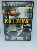 Killzone (Sony PlayStation 2, 2004) PS2 Complete CIB With Manual - TESTED