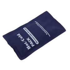 Portable Reusable Hot Cold Gel Pad Ice Pack Back Heating Injuries Treatment
