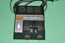 NIKON QUICK CHARGER MH-1 FOR F2 MN-1, TESTED WORKING
