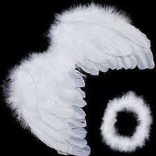 New Prop White Wings And Party Angel Decoration Kids Feather For