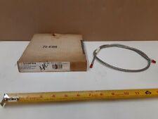 Cutler Hammer E51KF833 Series: B2 Fiber Optic Single Cable Right Angle View