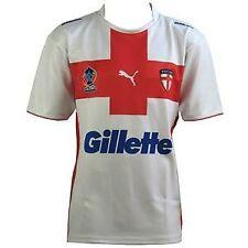 More details for puma england rugby league home shirt 08 - medium